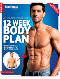 Mens Fitness The 12 Week Body