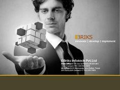 ebriks-a-digital-marketing-agency-of-india by ebriksinfotech via Slideshare
