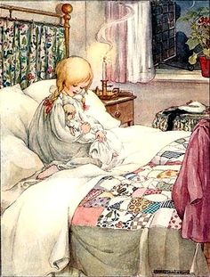 Anne Anderson book illustration