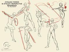 Dynamic poses (1600x1200)