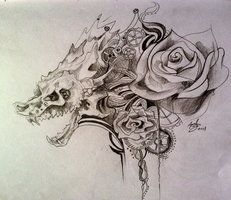 1000+ images about Tattoos on Pinterest | Steampunk tattoo ...