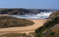La plage de Donnant