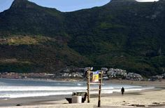The sheltered bay of Hout Bay has a white sand beach, a popular attraction for tourists and locals alike White Sand Beach, Attraction, Popular, Popular Pins, Most Popular