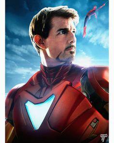 Tom Cruise, Superhero Academy, Rumor Has It, Doctor Strange, Iron Man, Deadpool, Anime, The Incredibles, Marvel