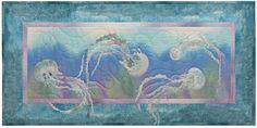 McKenna Ryan Quilt Pattern Beach Walk Water by UndercoverQuilts