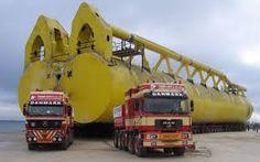 Afbeeldingsresultaat voor zwaar transport zeeland