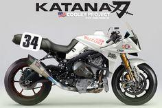 Suzuki Katana Cooley Project