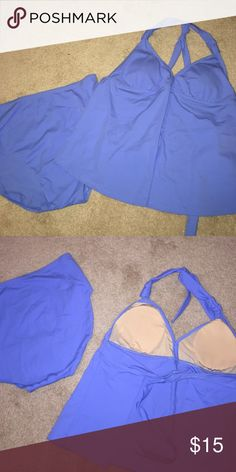 Maternity swimsuit NWOT Briefs still have protective paper NWOT Motherhood Maternity Swim