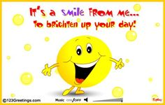 Changes your look with a SMILE! Have a Happy smiley day. Good Morning Good Night, Good Night Quotes, Good Morning Wishes, Morning Messages, Happy Day Quotes, Smile Quotes, Happy Gif, Happy Smile, Happy Faces