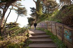 Lands End trail, San Francisco 2017