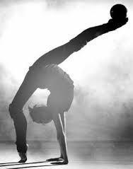 Image result for rhythmic gymnastics training