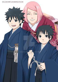 Itaru and Kenji by Arai14