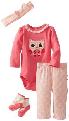 Vitamins Baby-Girls Newborn Owl Creeper Pant Set, Pink, 3 Months Vitamins Baby,http://www.amazon.com/dp/B00EAOVE2K/ref=cm_sw_r_pi_dp_YmTrsb0DYYGZZJG9