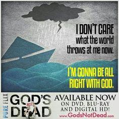 My awesome God ....