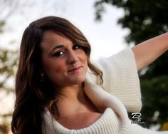 A fantastic #Senior session with Josie, the cops were there we had to run from a train.  It was a full day