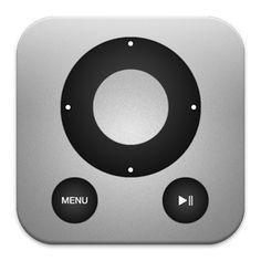 AIR Remote Apple TV Remote