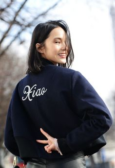 Rag & Bone inspired by Japanese touring jackets