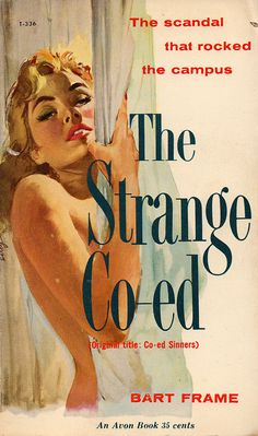The Strange Co-ed (1959)