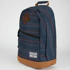 Backpacks | Lacoste Small Backpack - Red/Black/White | @ KJ ...