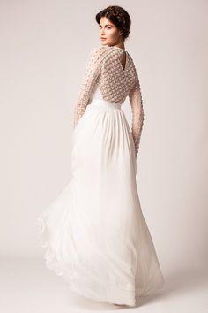 Temperley Fall 2015 Collection | New York Bridal Week | www.onefabday.com