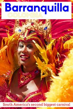 El Carnaval de Barranquilla - Barranquilla Colombia   Barranquilla Colombia Carnivals   Barranquilla Colombia travel - - - #Colombia #SouthAmerica