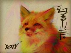 Electricfoxni©Art by Kami. No part of this image may be reproduced without the express written consent of the artist