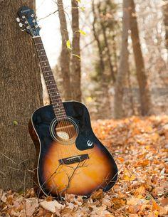 Guitar 2 by Andrea Senyk - Photo 196049601 / Bright Wallpaper, Wallpaper Iphone Neon, Music Wallpaper, Cute Wallpaper Backgrounds, Nature Wallpaper, Blue Acoustic Guitar, Music Guitar, Acoustic Guitar Photography, Beard Art