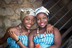 #africa #african #culture #fun #girls #smile #students