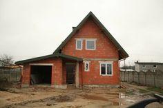 Elewacja frontowa #elewacja #dom #budowa