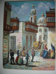 Pintores viajeros johann moritz rugendas german 1802 1858 - Antigua casa jove ...