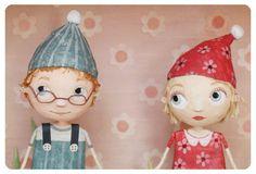 cute couple by Chloé Rémiat