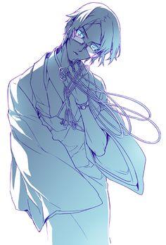 Muroi Seishin #anime #shiki