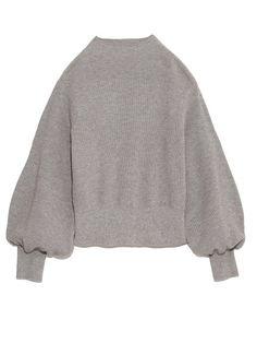 【emmi atelier】アームバルーンプルオーバー(ニット)|emmi(エミ)|ファッション通販|ウサギオンライン公式通販サイト