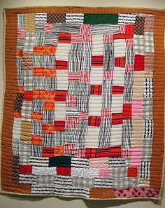 African American quilt.