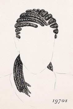 The Modern Cornrow  African-Americans have long worn braids, but in the 1970s, the Black Is Beautiful movement encouraged people to embrace their roots and natural hair texture by wearing Afros and cornrows in lieu of chemically straightening their hair. Popular styles included the Senegalese twist or Guinea braid (as well as the box braid, zigzag braid, micro braid, and classic cornrow braid).     Of course, what history of the braid would be complete without a mention of some questionable…