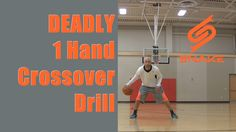 Deadly One Hand Rhythm Crossover - Basketball Drills for Point Guards Dr...