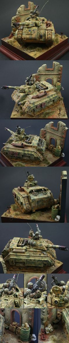Cool hellhound diorama