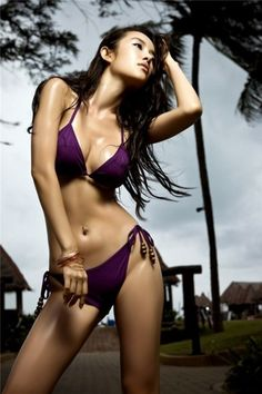 Not just beautiful, but goddess-like Asian women