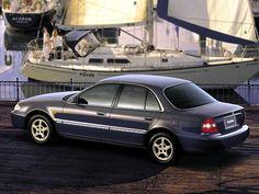 Hyundai Sonata (1996 – 1998).