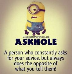 38 Ideas for funny cartoons pictures hilarious minions quotes Minion Jokes, Minions Quotes, Funny Minion, Minion Sayings, Cute Quotes, Funny Quotes, Funny Cartoon Pictures, Funny Pics, Minions Love