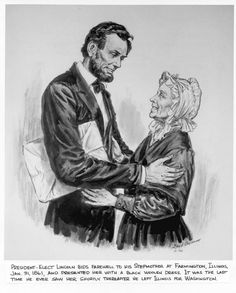 Sarah Bush Lincoln (December 13, 1788 - April 12, 1869) was the second wife of Thomas Lincoln and stepmother of President of the United States Abraham Lincoln.