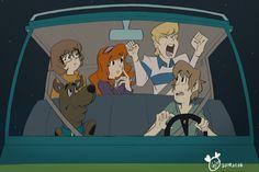 Scooby Doo Snacks, Scooby Doo Memes, New Scooby Doo, Cartoon Crossovers, Cartoon Movies, Desenho Scooby Doo, Good Cartoons, 2000s Cartoons, Shaggy Scooby Doo