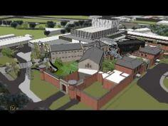A fly-thru video of the Bendigo Theatre Project, including concept artwork.