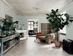 A Warm, Layered, Well-Loved Home