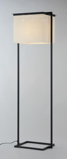 The modern new Chinese style is contracted floor lamp【最灯饰】现代新中式简约落地灯