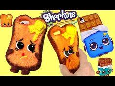 Funda para móvil de Shopkins. Cheeky chocolate case phone - YouTube