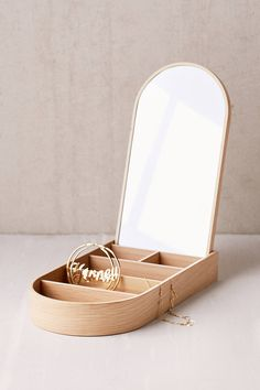 Shop MENU Wooden Jewelry Box at Urban Outfitters today. We carry all the latest styles, colors and brands for you to choose from right here.