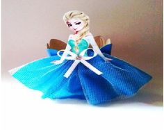 Centro de Mesa Elsa (Frozen)
