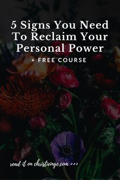 personal power | powerful woman | self love | self acceptance | self respect