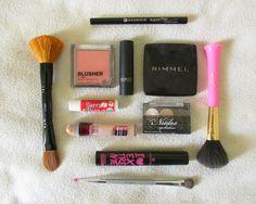 Sarah Anne: My Makeup Routine